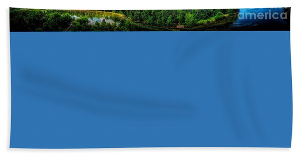 Lake Lure Beach Sheet