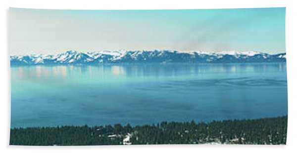 Laketahoe Panorama Beach Sheet