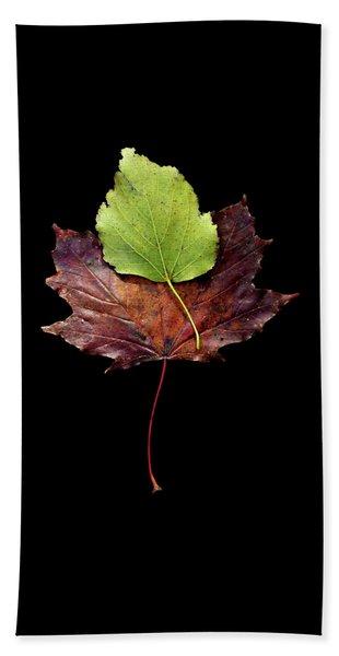 Leaf 15 Beach Sheet