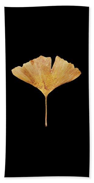 Leaf 18 Beach Towel