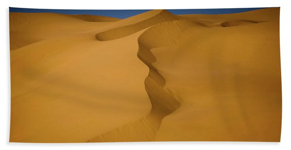 Libya Dunes Beach Towel