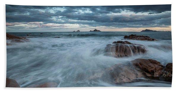 L'isolotto D'ogliastra  Beach Towel