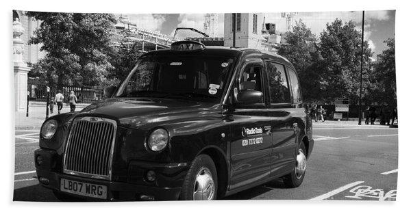London Taxi Beach Sheet