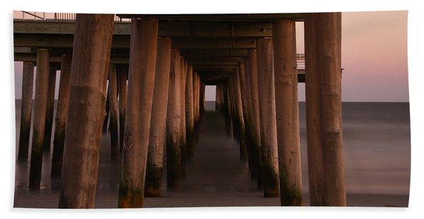 Looking Into Infinity Beach Towel