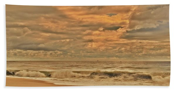 Magic In The Air - Jersey Shore Beach Towel