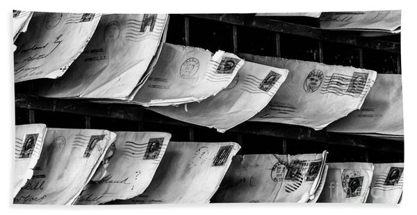 Mail Call Beach Towel