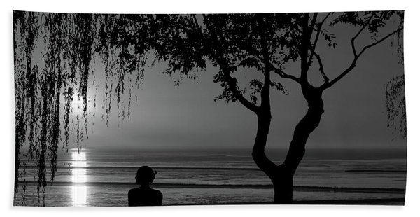Meditative State Beach Towel