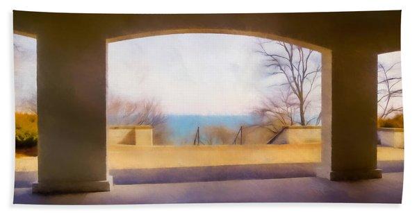 Mediterranean Dreams Beach Towel
