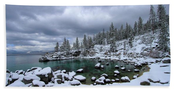 Beach Towel featuring the photograph Merry Christmas by Sean Sarsfield