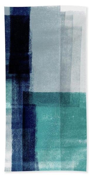 Mestro 5- Art By Linda Woods Beach Towel