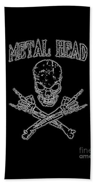 Metal Head Beach Sheet