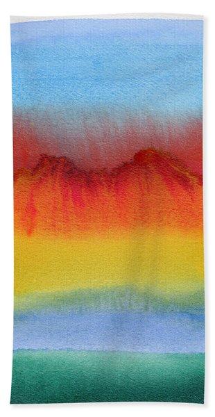 Miraggio Beach Towel