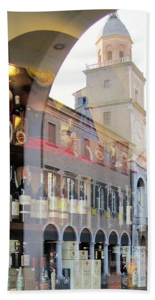 Beach Towel featuring the photograph Modena, Italy by Travel Pics