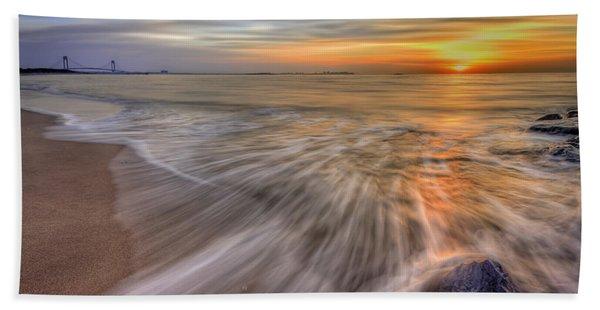 Monday Morning Beach Towel