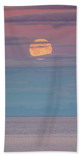 Moonrise Beach Sheet