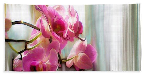 Morning Light Orchids Beach Sheet