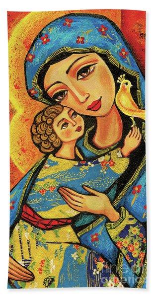 Mother Temple Beach Sheet