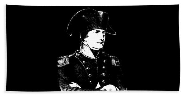Napoleon Bonaparte Beach Towel