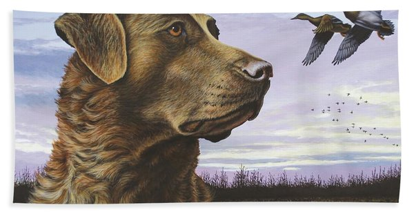 Natural Instinct - Chessie Beach Towel
