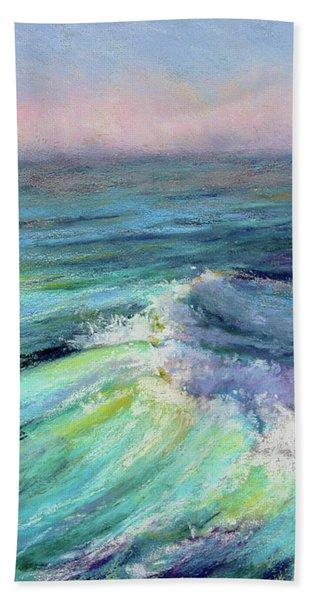 Ocean Symphony Beach Towel