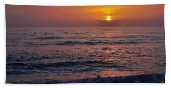 October Set Beach Towel
