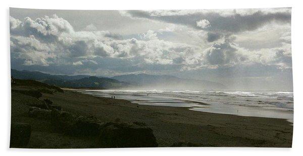 Oregon Coast 10 Beach Towel