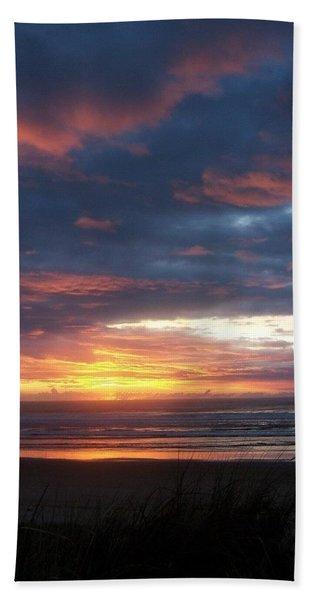 Oregon Coast 11 Beach Towel