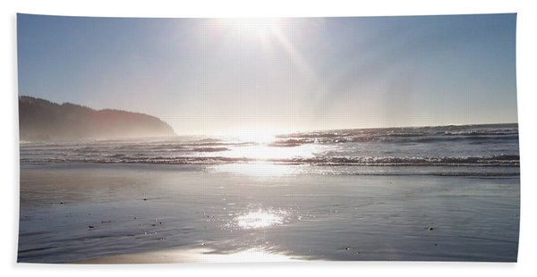 Oregon Coast 13 Beach Towel