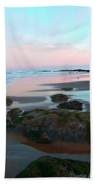 Oregon Coast 2 Beach Towel