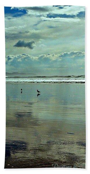 Oregon Coast 6 Beach Towel