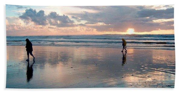 Oregon Coast 7 Beach Towel