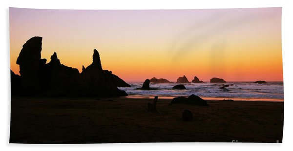 Oregon Sunrise Beach Sheet