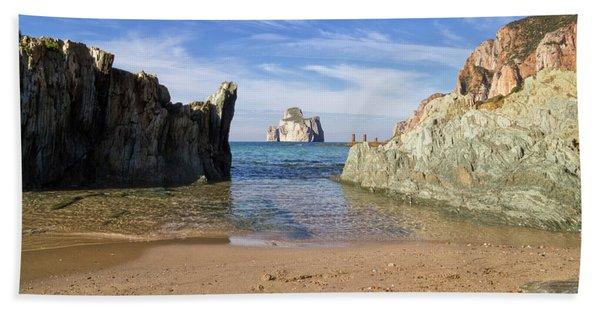 Pan Di Zucchero  Beach Towel