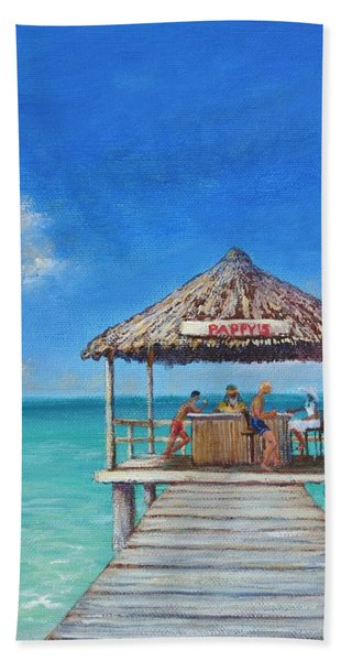 Pappy's By Alan Zawacki Beach Towel