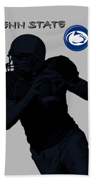 Penn State Football Beach Sheet