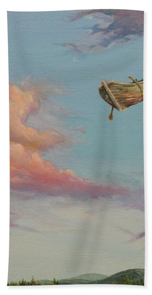 Pilgrim Soul Beach Towel
