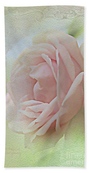 Pink Bliss Beach Towel