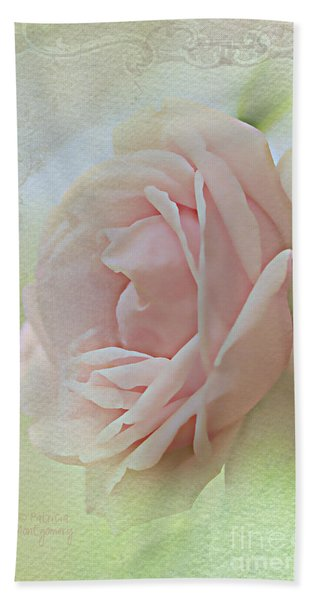 Pink Bliss Beach Sheet