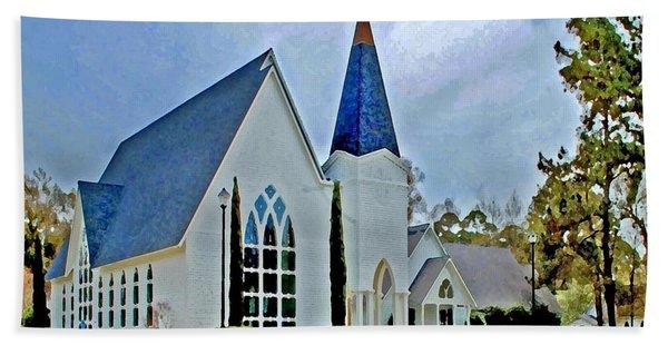 Point Clear Alabama St. Francis Church Beach Sheet