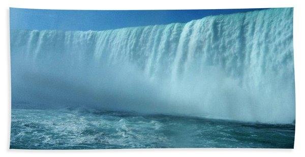 Power Of Water Beach Towel
