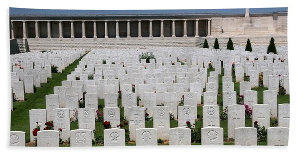 Photograph - Pozieres British Cemetery by Travel Pics