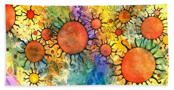 Primordial Suns 2 Beach Sheet