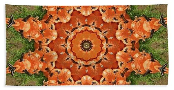 Pumpkins Galore Beach Towel