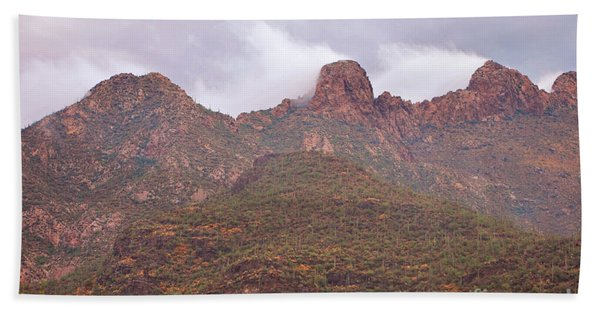 Pusch Ridge Tucson Arizona Beach Towel