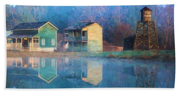 Reflections Of Hope - Hope Valley Art Beach Sheet