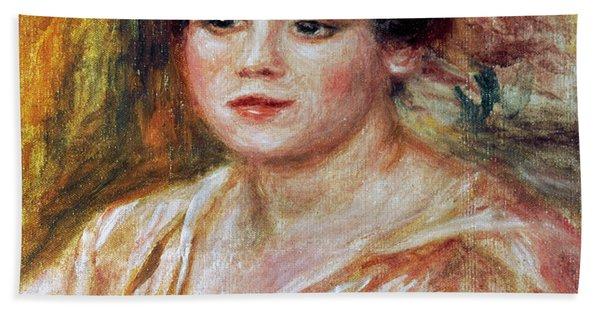 Renoir: Adele Besson, 1918 Beach Towel