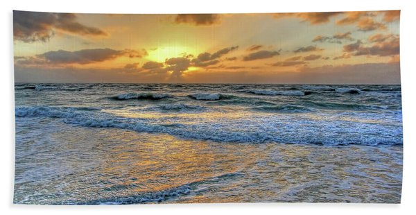 Restless Beach Towel