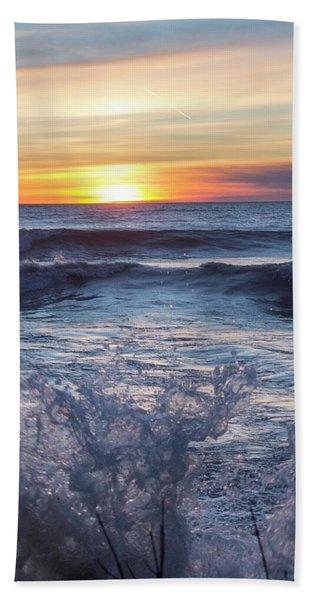 Rise Beach Towel