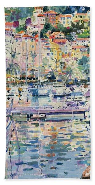 Riviera Yachts Beach Towel