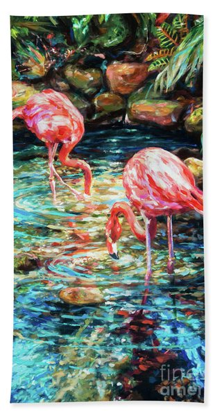 Rock Pond Beach Towel